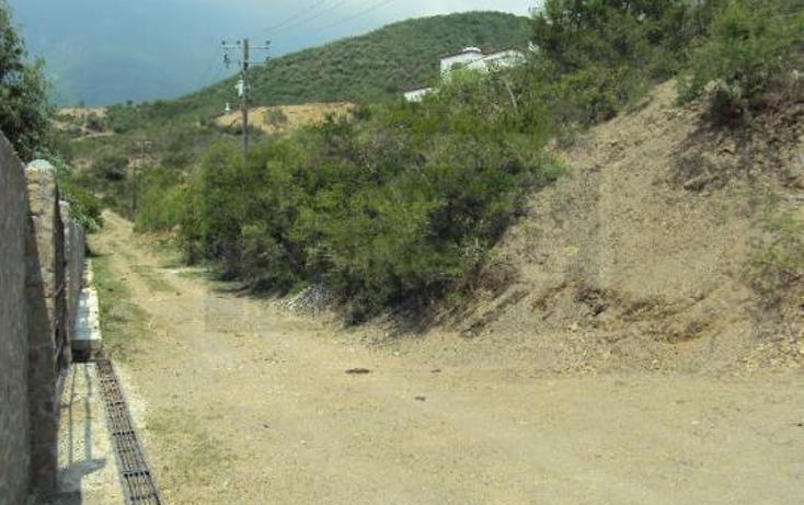 Foto de terreno comercial en venta en  , el barro, santiago, nuevo le?n, 1836764 No. 05