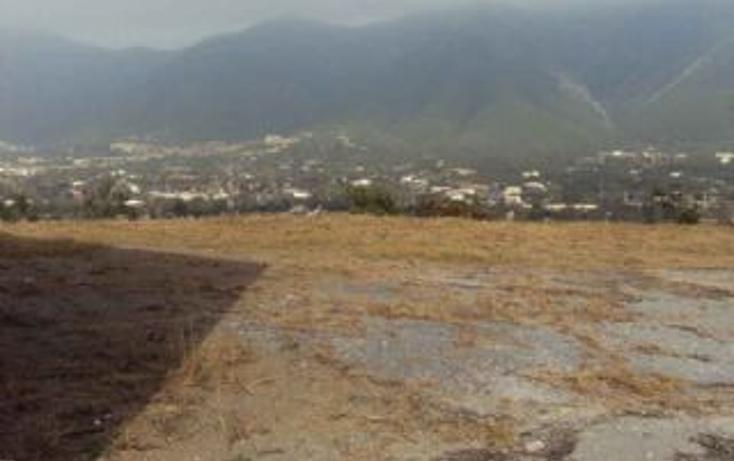 Foto de terreno habitacional en venta en  , el barro, santiago, nuevo león, 949375 No. 01