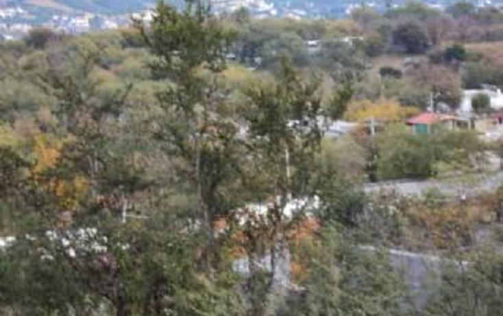 Foto de terreno habitacional en venta en  , el barro, santiago, nuevo león, 949375 No. 04