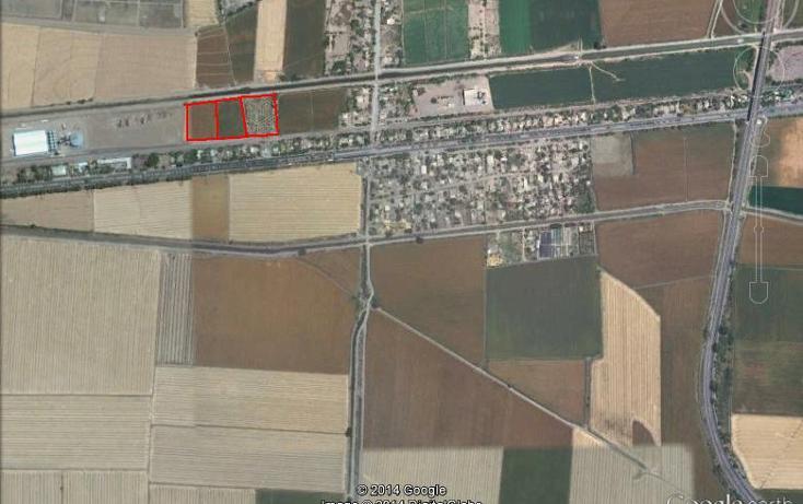 Foto de terreno industrial en venta en  , el batallón, navolato, sinaloa, 947275 No. 01