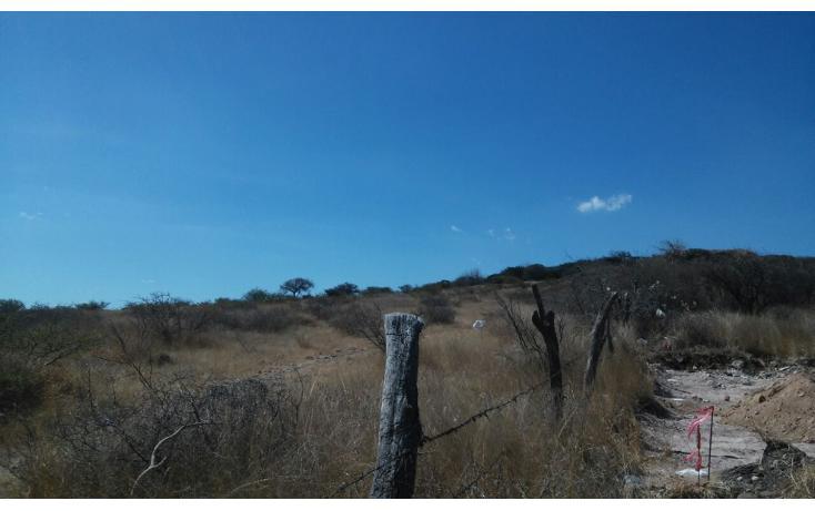 Foto de terreno comercial en venta en  , el batan, corregidora, querétaro, 1251759 No. 02