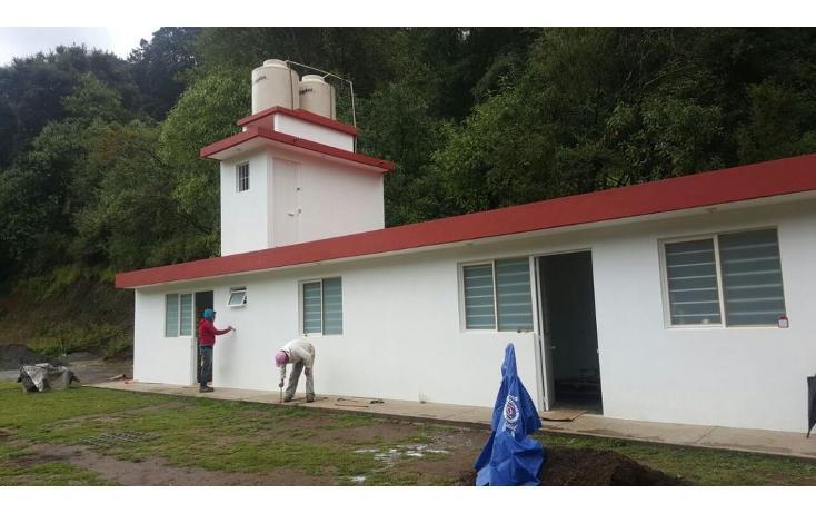 Foto de terreno habitacional en venta en  , el bellotal, ocoyoacac, méxico, 1042129 No. 01