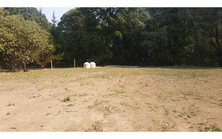 Foto de terreno habitacional en venta en  , el bellotal, ocoyoacac, méxico, 1042129 No. 07