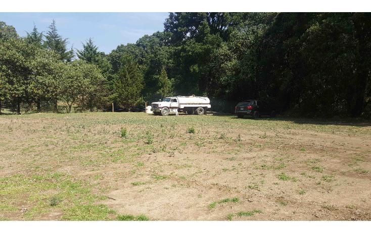 Foto de terreno habitacional en venta en  , el bellotal, ocoyoacac, méxico, 1042129 No. 09