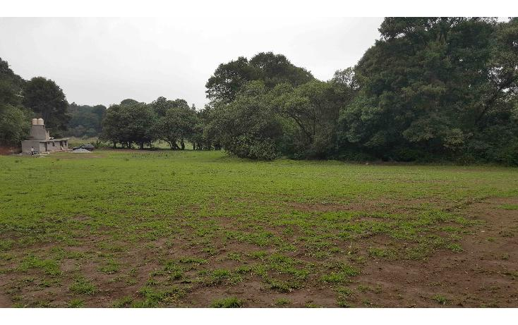 Foto de terreno habitacional en venta en  , el bellotal, ocoyoacac, méxico, 1042129 No. 11