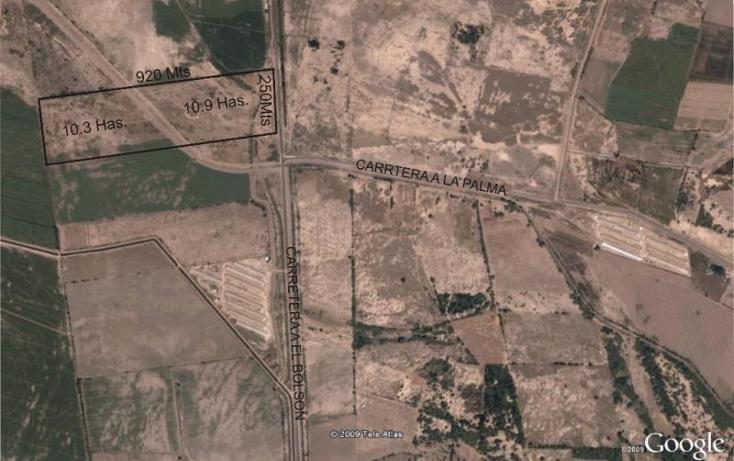 Foto de terreno comercial en venta en  , el bolsón, navolato, sinaloa, 1785830 No. 01