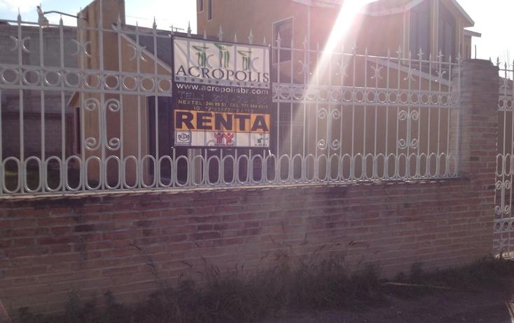 Foto de casa en renta en  , el bondho, ixmiquilpan, hidalgo, 552599 No. 01