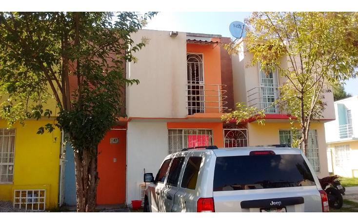 Foto de casa en venta en  , el bosque tultepec, tultepec, méxico, 1290263 No. 01