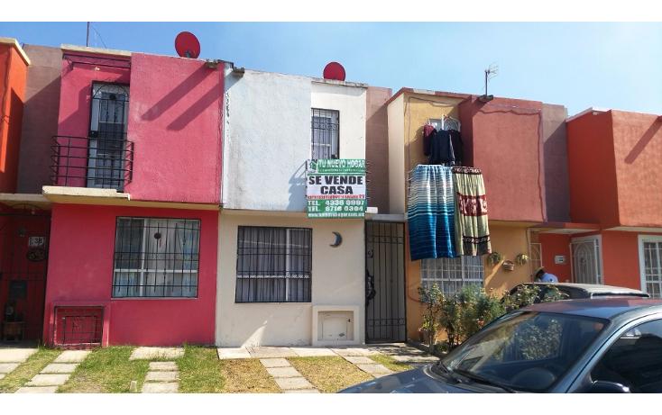 Foto de casa en venta en  , el bosque tultepec, tultepec, méxico, 1617320 No. 01