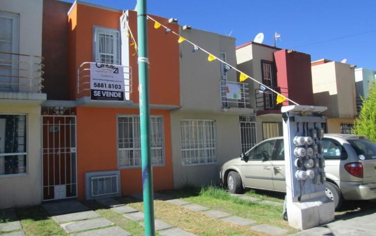 Foto de casa en venta en  , el bosque tultepec, tultepec, m?xico, 1738132 No. 02