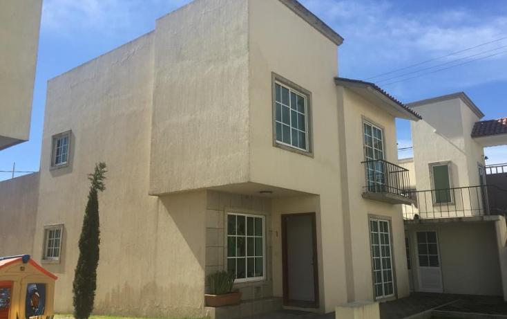 Foto de casa en venta en  ., el calvario la merced, lerma, méxico, 1614242 No. 01