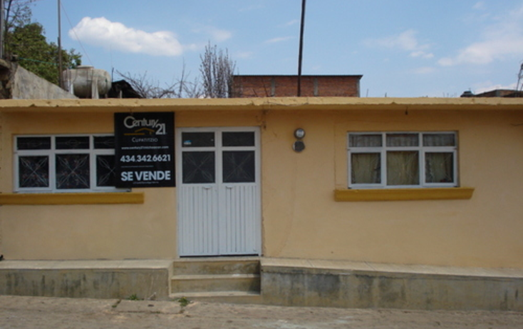 Foto de casa en venta en  , el calvario, pátzcuaro, michoacán de ocampo, 1203023 No. 01