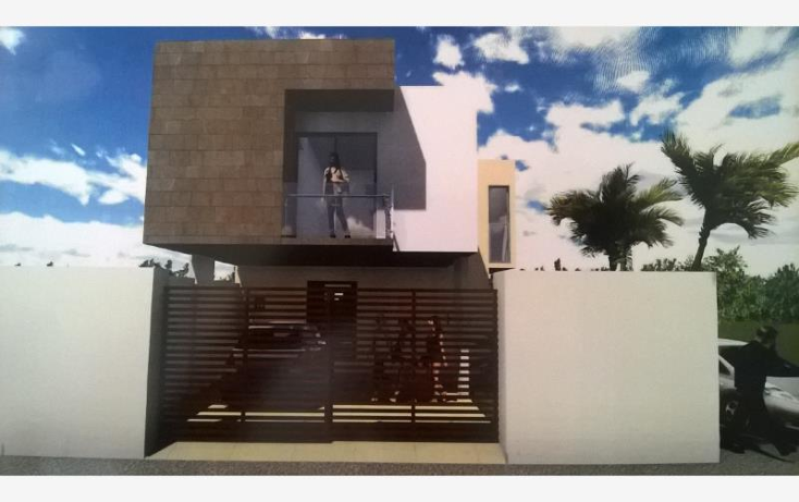 Foto de casa en venta en el camaron 18, el cedro, centro, tabasco, 1782708 No. 01