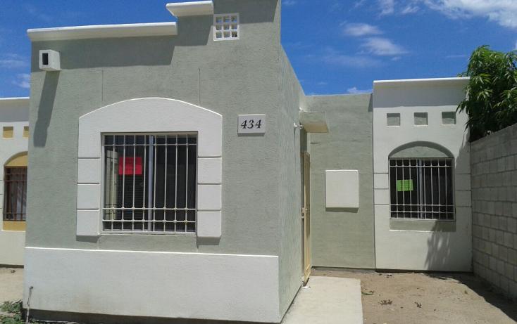 Foto de casa en venta en  , el camino real, la paz, baja california sur, 1271323 No. 01