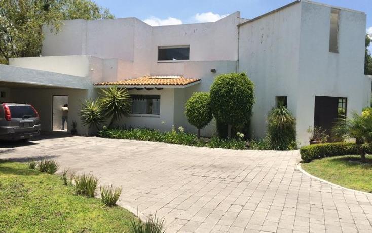 Foto de casa en venta en  , el campanario, querétaro, querétaro, 1038085 No. 01