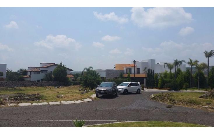 Foto de terreno habitacional en venta en  , el campanario, quer?taro, quer?taro, 1239797 No. 04