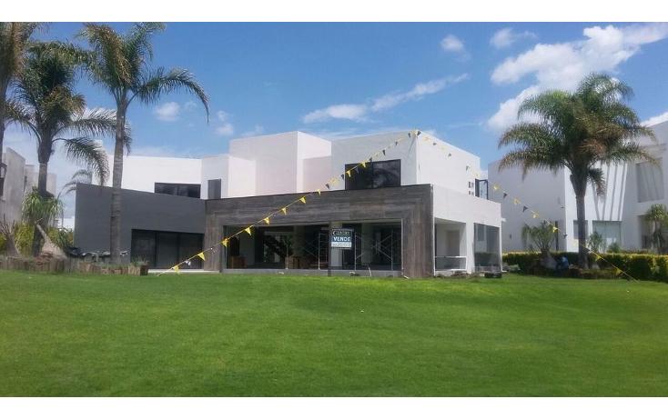 Foto de casa en venta en  , el campanario, querétaro, querétaro, 1311633 No. 01