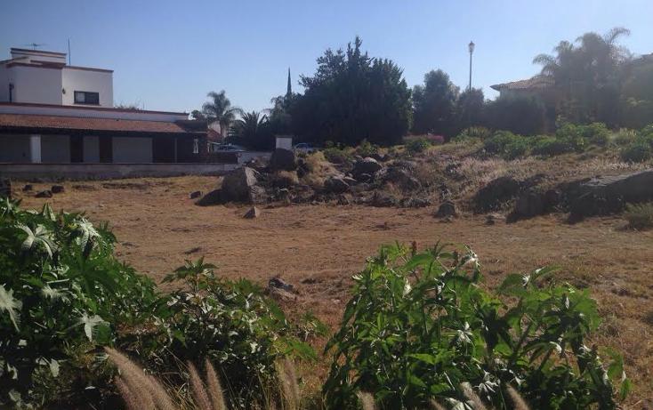 Foto de terreno habitacional en venta en  , el campanario, querétaro, querétaro, 1637714 No. 03