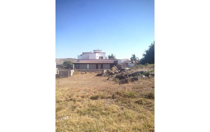 Foto de terreno habitacional en venta en  , el campanario, querétaro, querétaro, 1637714 No. 06