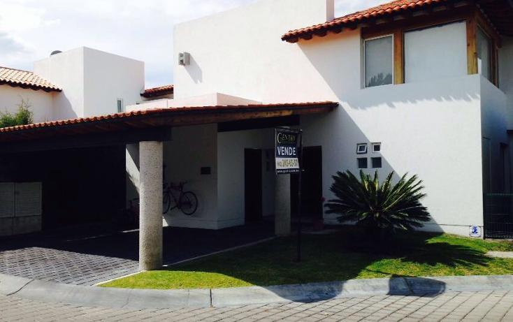 Foto de casa en venta en  , el campanario, querétaro, querétaro, 1704290 No. 01