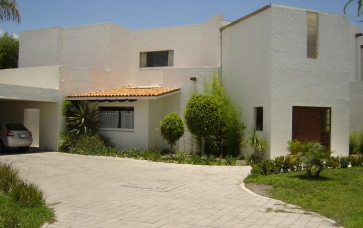 Foto de casa en venta en  , el campanario, querétaro, querétaro, 451334 No. 01