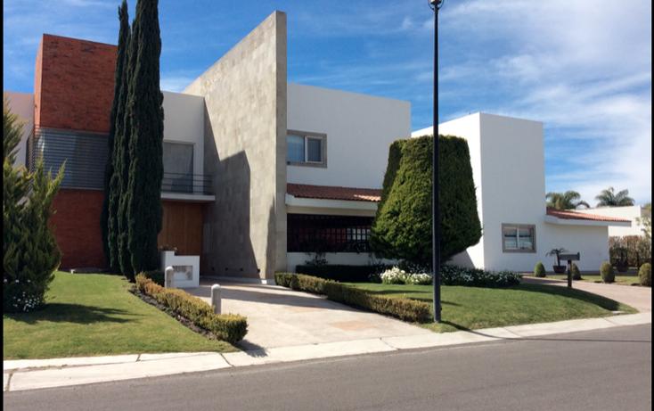Foto de casa en venta en  , el campanario, querétaro, querétaro, 766473 No. 01