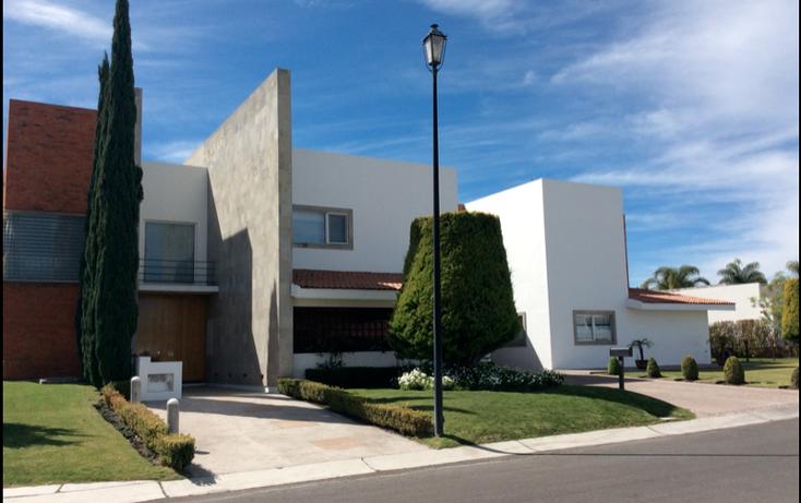 Foto de casa en venta en  , el campanario, querétaro, querétaro, 854153 No. 01