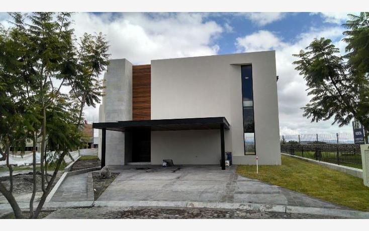 Foto de casa en venta en  , el campanario, querétaro, querétaro, 971831 No. 01