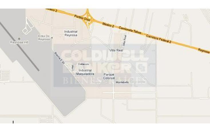 Foto de terreno comercial en renta en  , el campanario, reynosa, tamaulipas, 1837052 No. 04