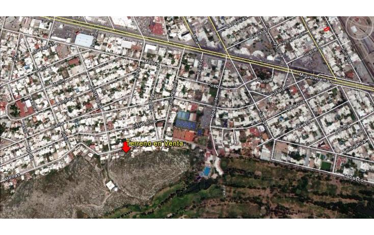 Foto de terreno habitacional en venta en  , el campestre, gómez palacio, durango, 1370925 No. 04
