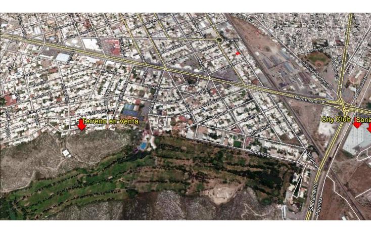 Foto de terreno habitacional en venta en  , el campestre, gómez palacio, durango, 1370925 No. 05