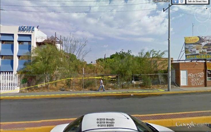 Foto de terreno comercial en venta en boulevard miguel aleman , el campestre, gómez palacio, durango, 390291 No. 01