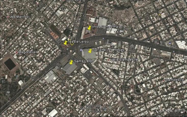 Foto de terreno comercial en venta en boulevard miguel aleman , el campestre, gómez palacio, durango, 390291 No. 04