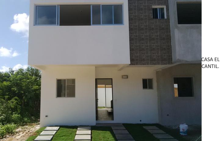 Foto de casa en venta en  , el cantil, solidaridad, quintana roo, 1394283 No. 01
