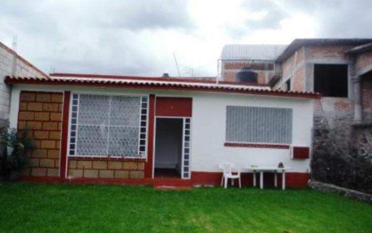 Foto de casa en venta en, el capulín, yautepec, morelos, 1060875 no 01