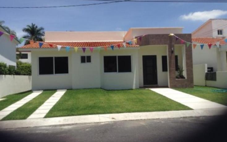 Foto de casa en venta en  , el capul?n, yautepec, morelos, 1565592 No. 01