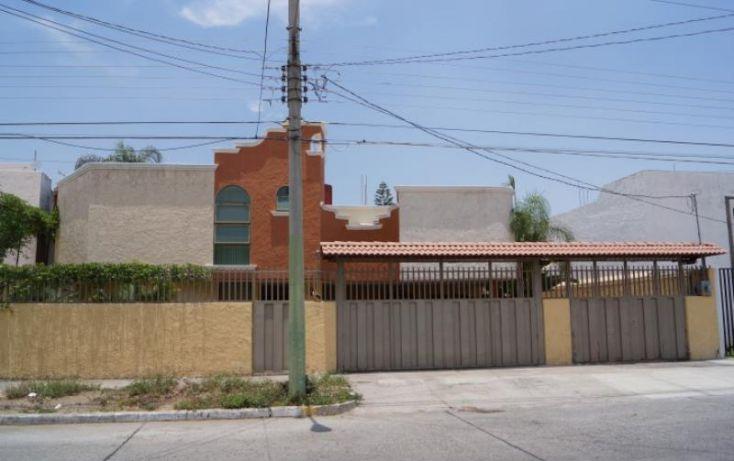 Foto de casa en renta en el carmen 1, camino real, zapopan, jalisco, 1482913 no 01