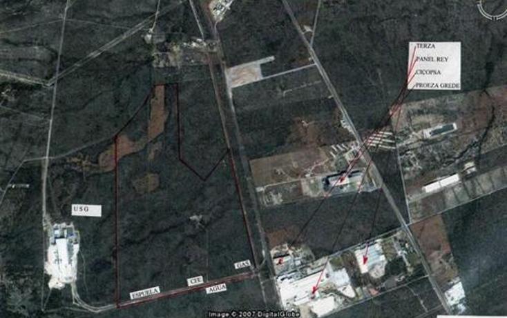 Foto de terreno industrial en venta en  , el carmen, el carmen, nuevo le?n, 1496133 No. 02