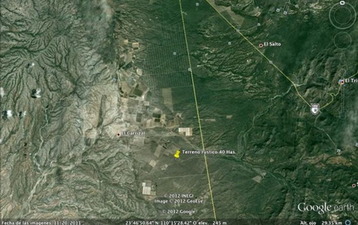 Foto de terreno comercial en venta en  , el carrizal, la paz, baja california sur, 1096907 No. 02