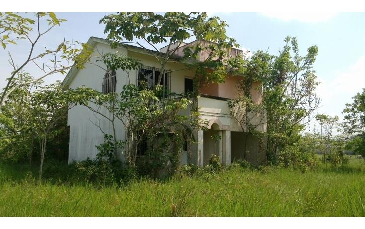 Foto de terreno habitacional en venta en  , el casta?o, macuspana, tabasco, 1969417 No. 01