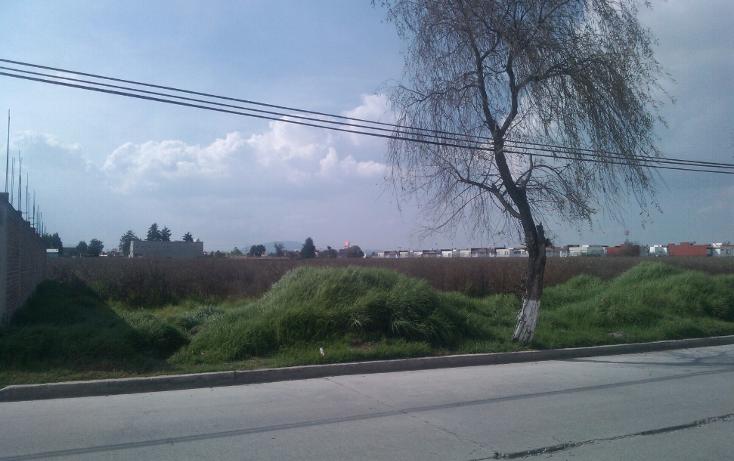 Foto de terreno habitacional en venta en  , el castaño, metepec, méxico, 1474917 No. 01
