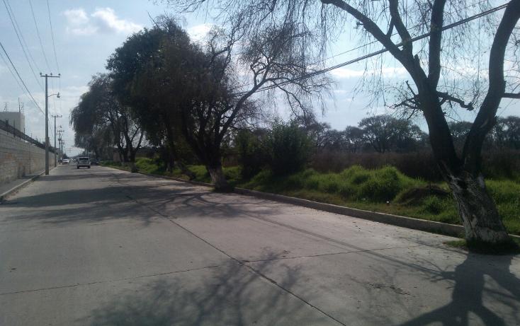 Foto de terreno habitacional en venta en  , el castaño, metepec, méxico, 1474917 No. 03