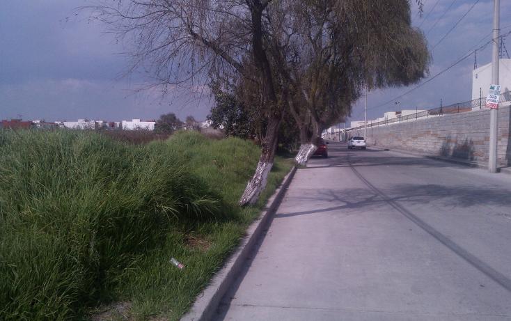 Foto de terreno habitacional en venta en  , el castaño, metepec, méxico, 1474917 No. 08