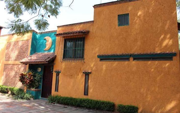 Foto de casa en venta en  , el castillo, jiutepec, morelos, 778373 No. 01