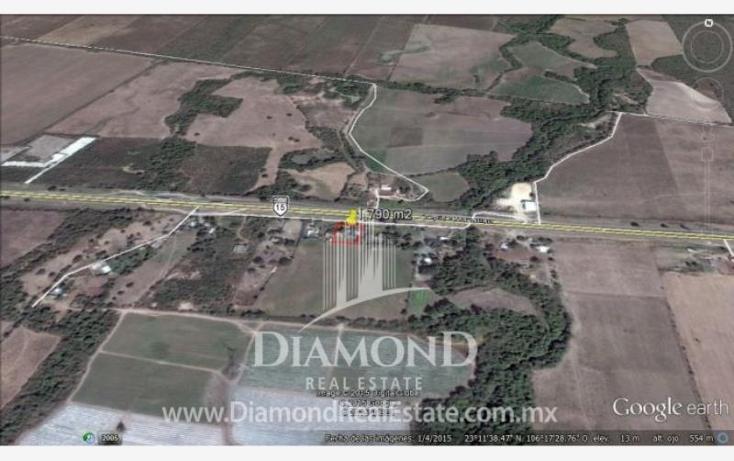 Foto de terreno comercial en venta en carretera internacional , el castillo, mazatlán, sinaloa, 1752328 No. 04