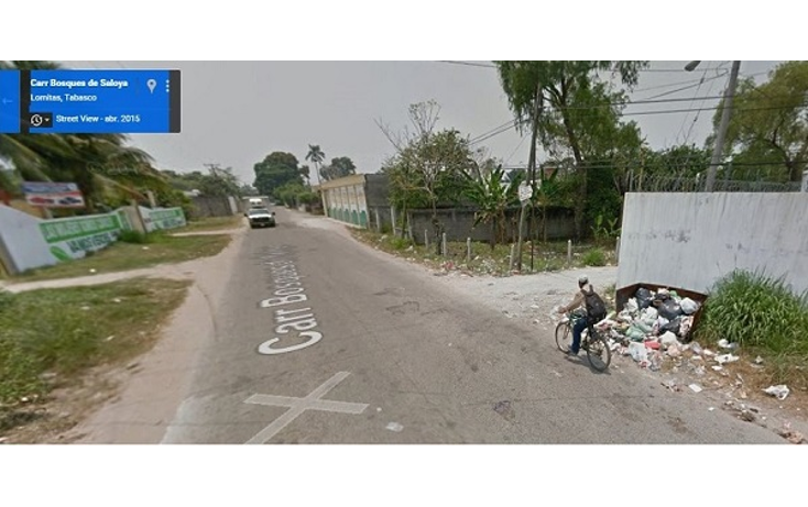 Foto de terreno habitacional en venta en  , el cedro, centro, tabasco, 1436287 No. 02