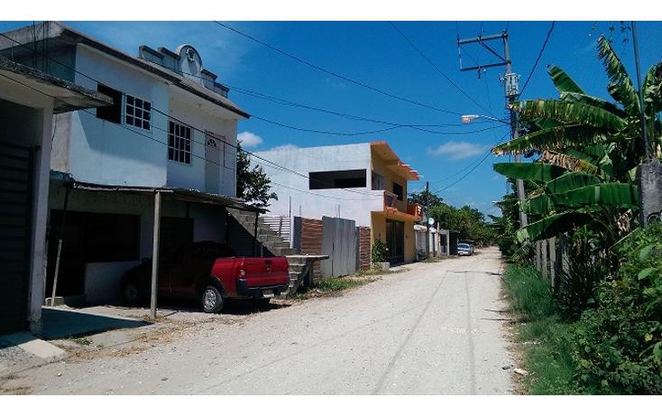 Foto de terreno habitacional en venta en  , el cedro, centro, tabasco, 1436287 No. 04