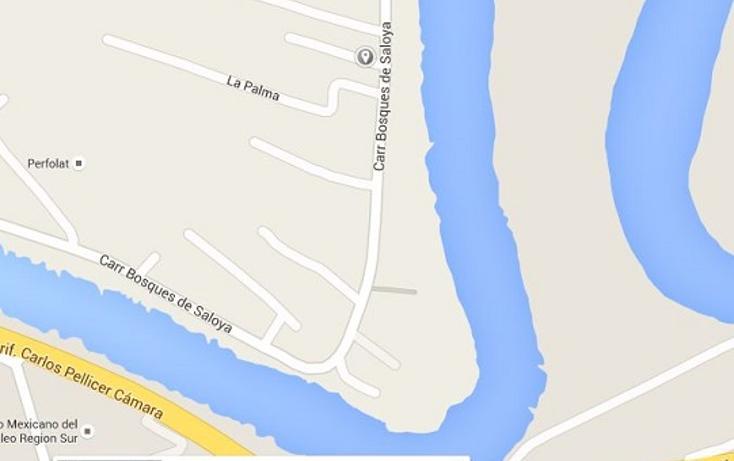 Foto de terreno habitacional en venta en  , el cedro, centro, tabasco, 1436395 No. 05