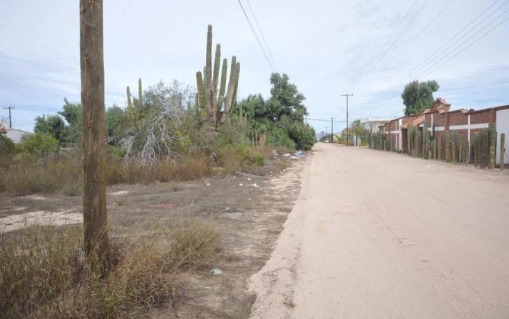 Foto de terreno habitacional en venta en  , el centenario, la paz, baja california sur, 1467939 No. 05