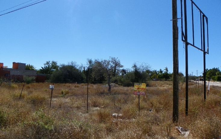 Foto de terreno habitacional en venta en  , el centenario, la paz, baja california sur, 1721194 No. 02